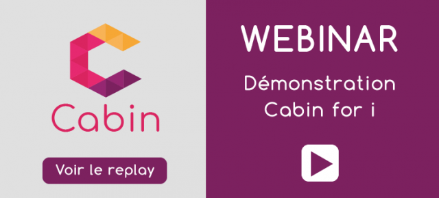 replay webinar cabin for i